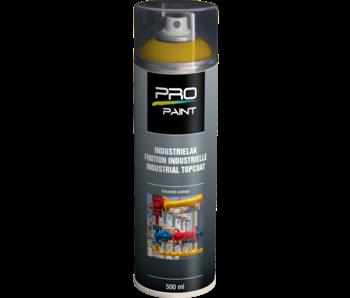 Pro-Paint Industrielak deklaag (Ral 1023) verkeersgeel