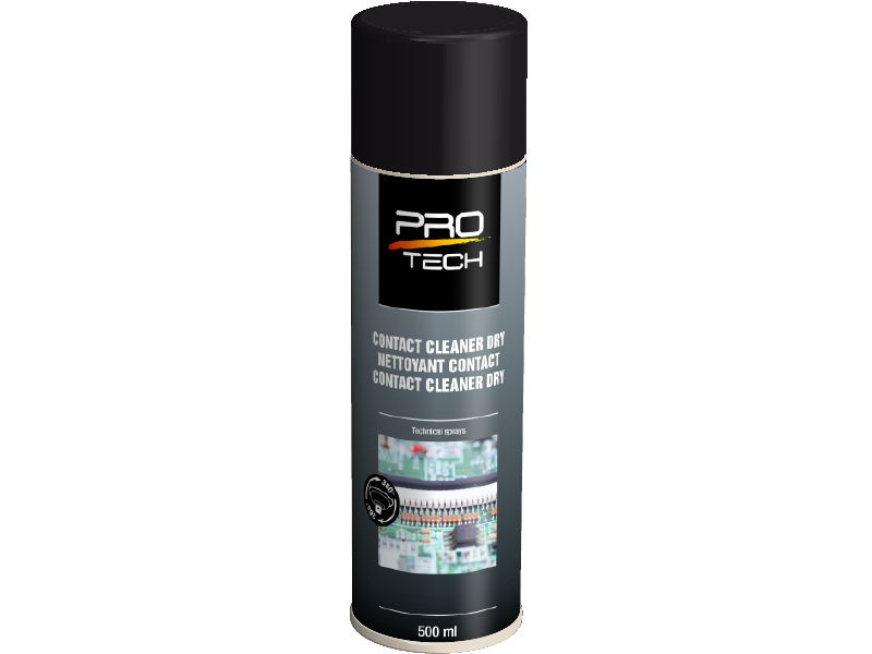 Pro-Tech Contact Cleaner Dry