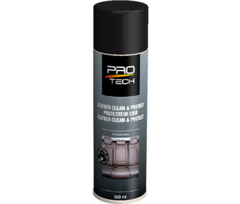 Pro-Tech Leather Clean & Protect