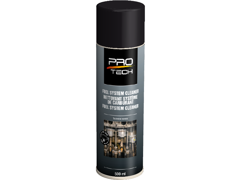 Pro-Tech Fuel System Cleaner