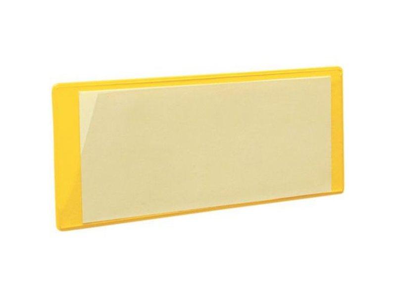 Magnetische Etikettenhalter 50 x 150 mm