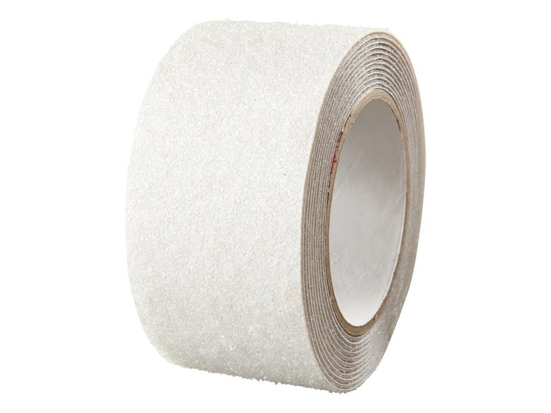 Antirutschband Weiß 50 mm x 18 mtr