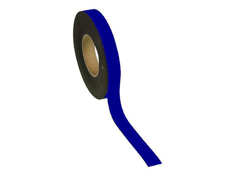 25 mm Magneetband in kleur op rol