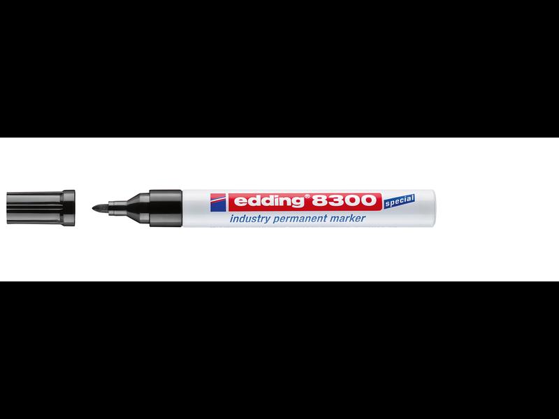 Edding 8300 industry permanent marker