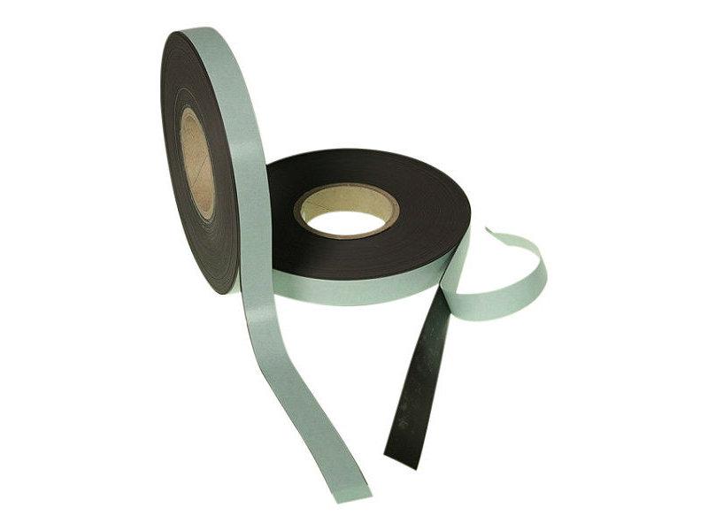 Selbstklebendes Magnetband 15 mm auf Rol