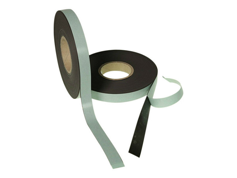 Zelfklevend Magneetband 30 mm op rol