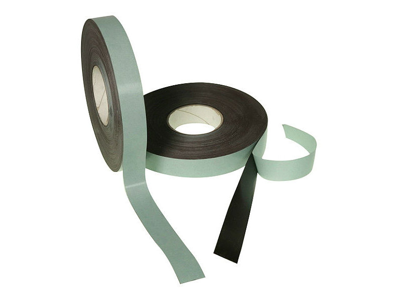 Selbstklebendes Magnetband 35 mm auf Rol