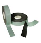 Selbstklebendes Magnetband 50 mm auf Rol