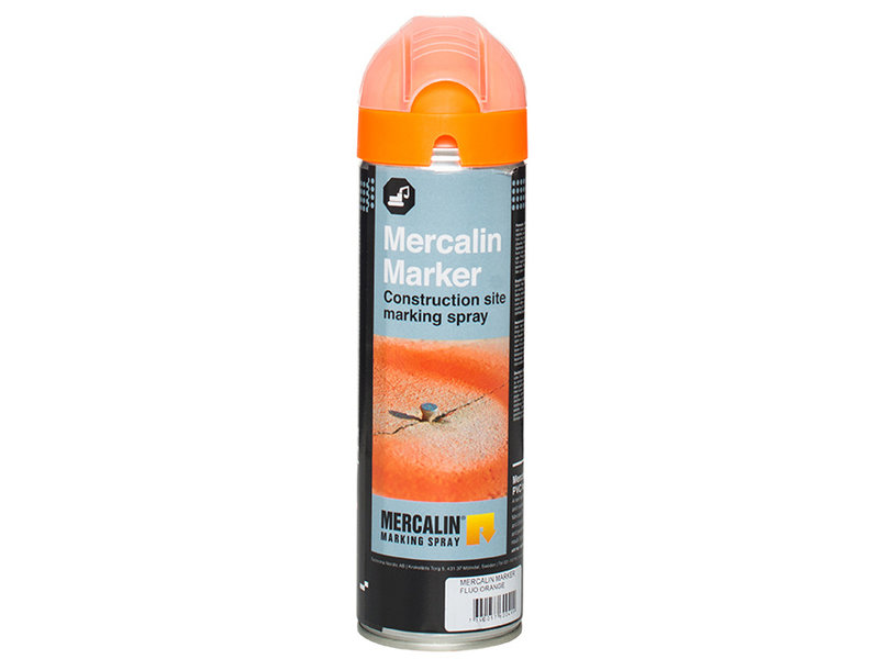 Mercalin Marker Fluorescerende Markeringsverf