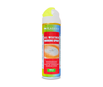 Kadeem All Weather Marking Spray 360º Fluor