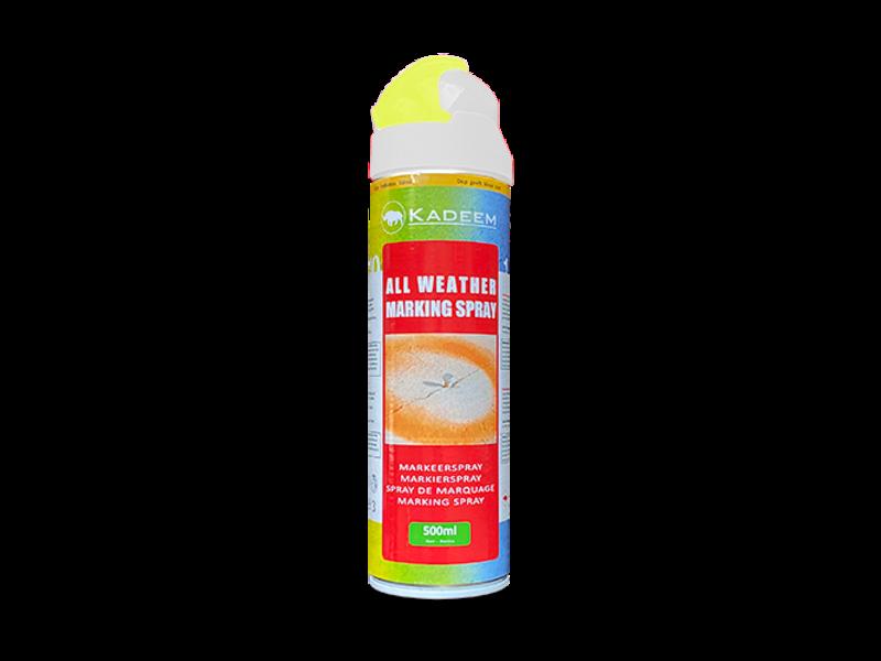 Kadeem All Weather Marking Spray 360º Fluor