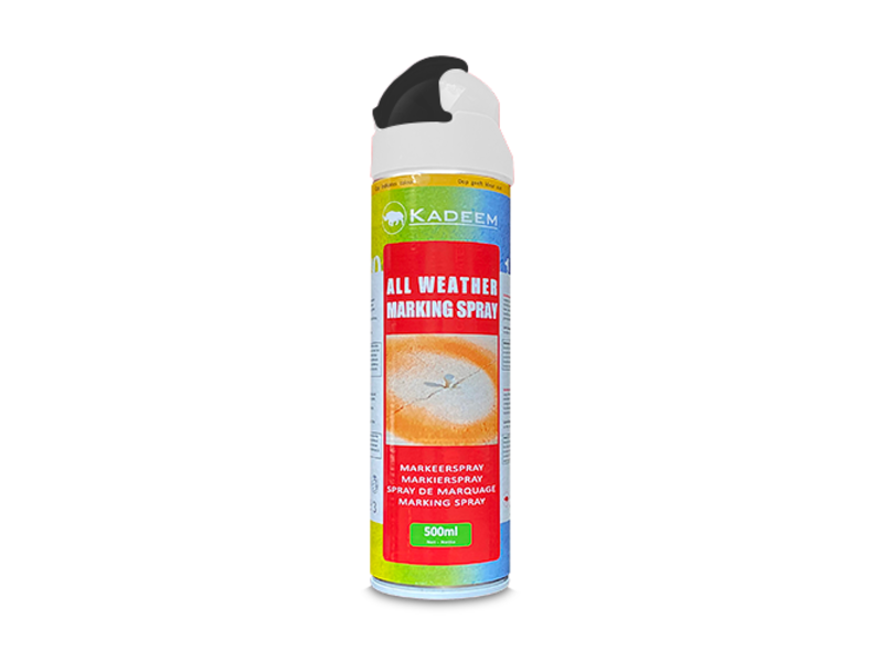 Kadeem All Weather Marking Spray 360º