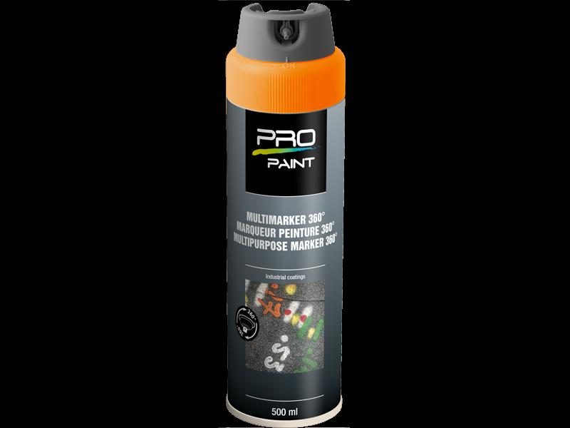 Pro-Paint Multimarker 360º kleur Fluor
