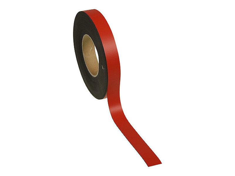 50 mm Magneetband in kleur op rol