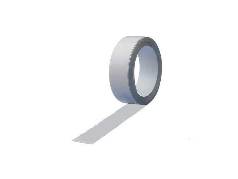 Metaalband Zelfklevend 35 mm op rol van 30 m