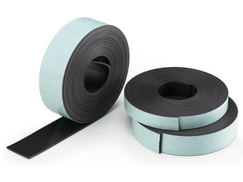 Legamaster Zelfklevend magneetband 25mm x 3m