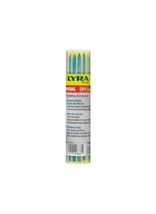 Lyra Dry Blauw