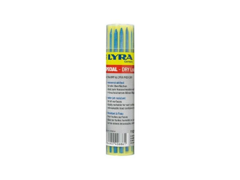 Lyra Dry Blau  Wasserstrahlfest