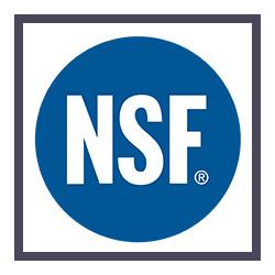 NSF goed gekeurd voor magazijn en voedsel Xylene vrij