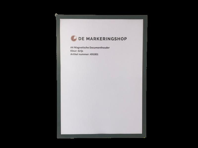 Magnetische Documenthouder A4