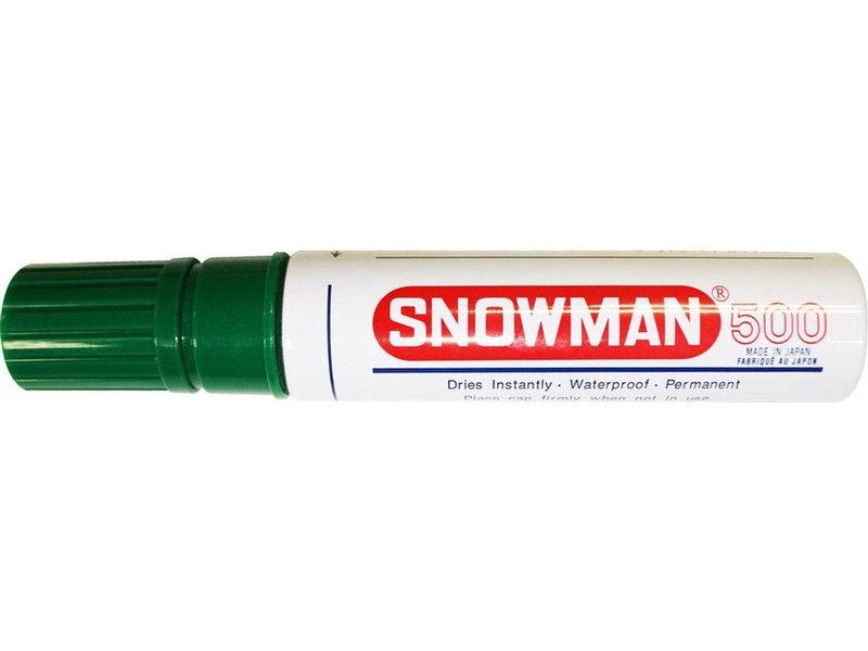 Snowman Snowman 500 permanent marker 2-12mm
