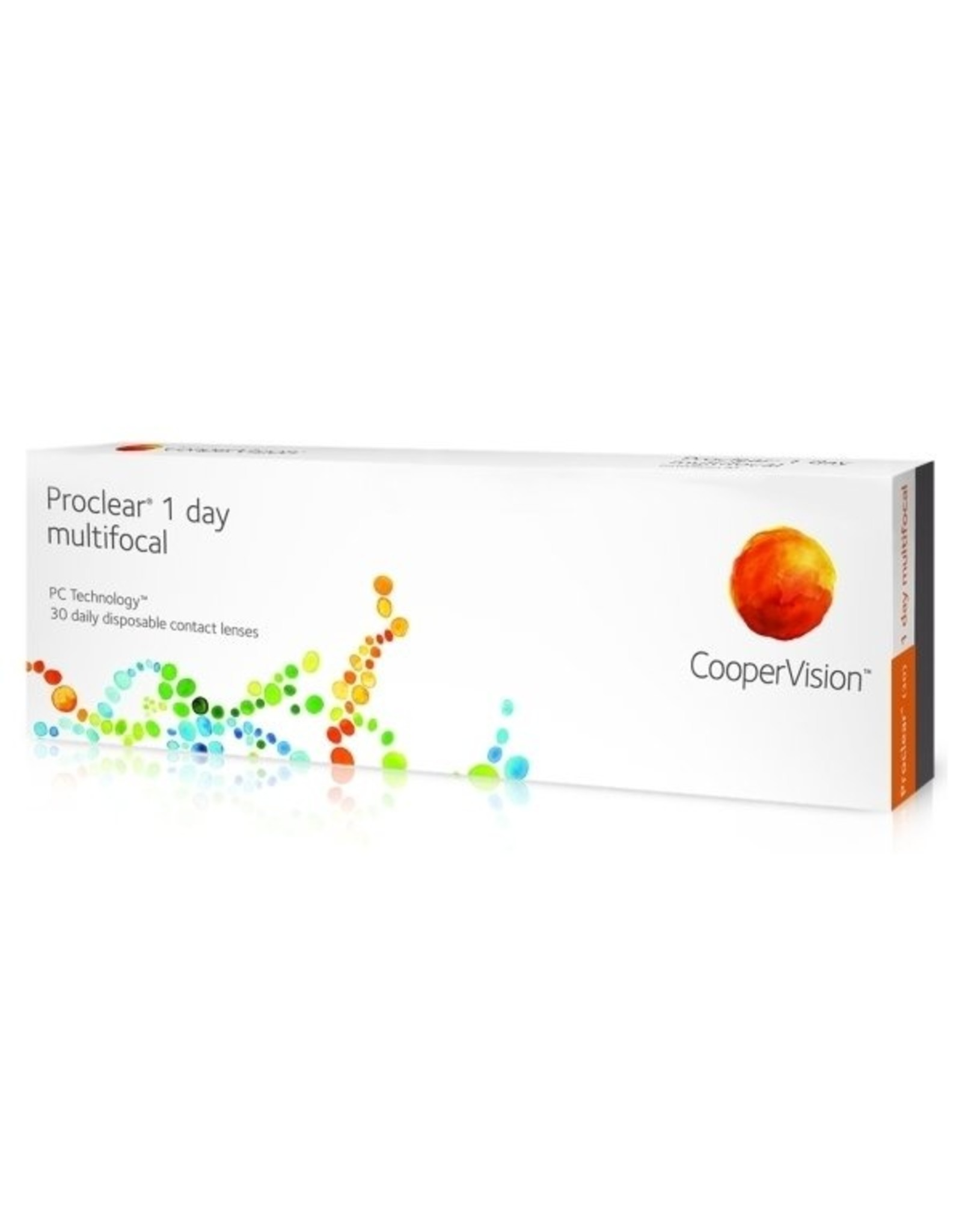 Proclear 1-Day Multifocal 30er Box