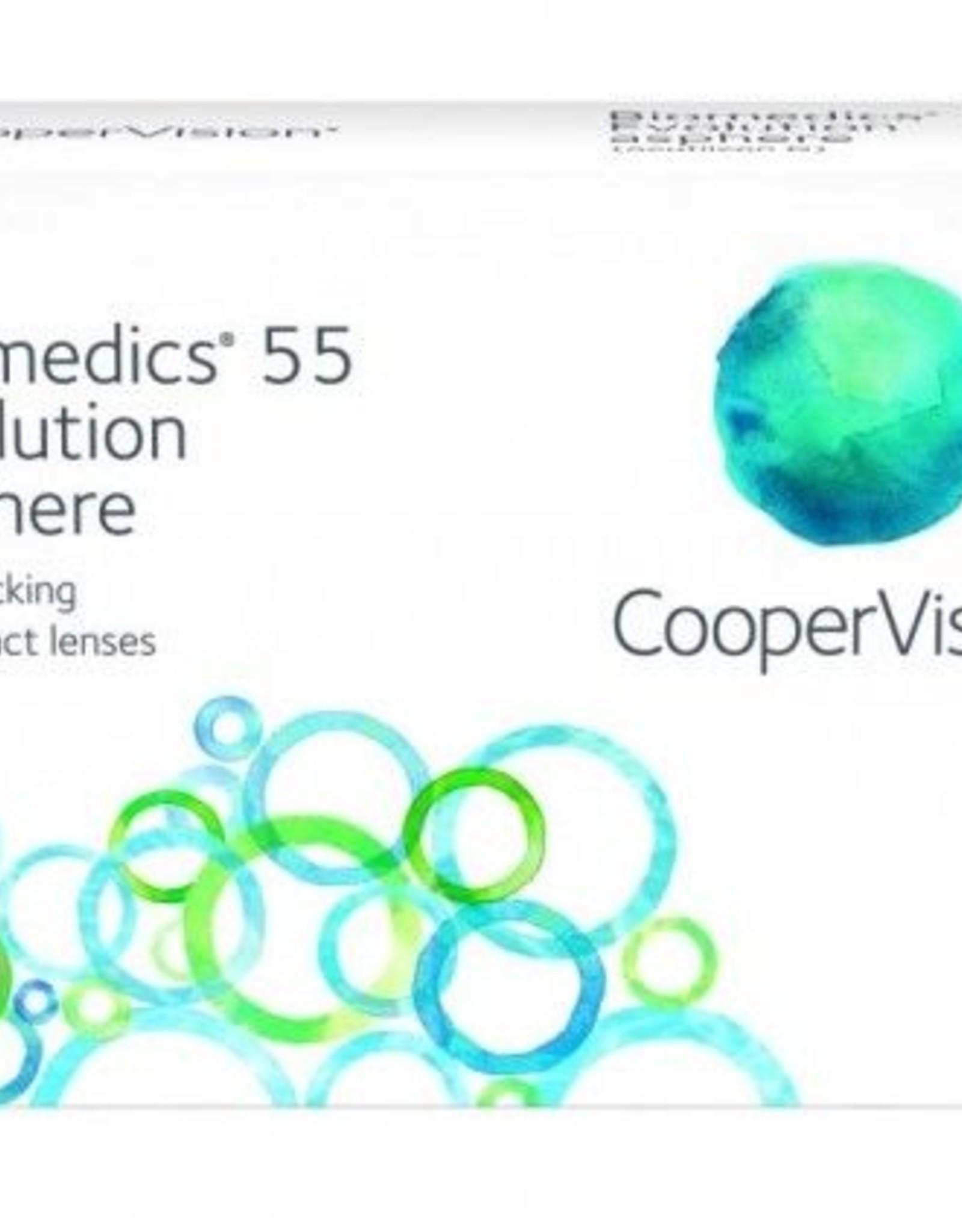 Biomedics 55 UV Evolution 6er Box