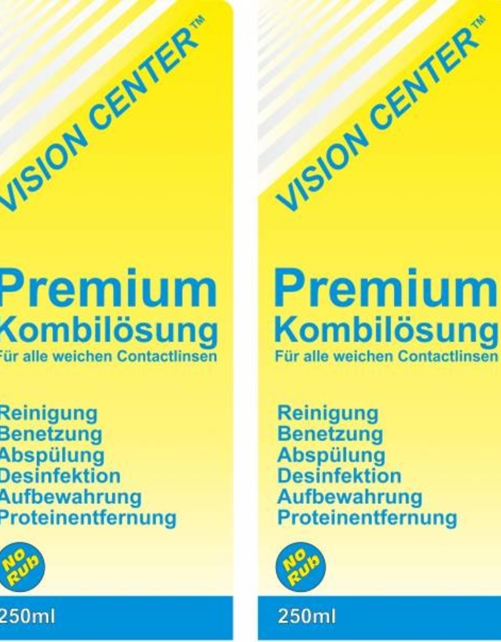 Vision Center Premium Kombilösung 6x250ml