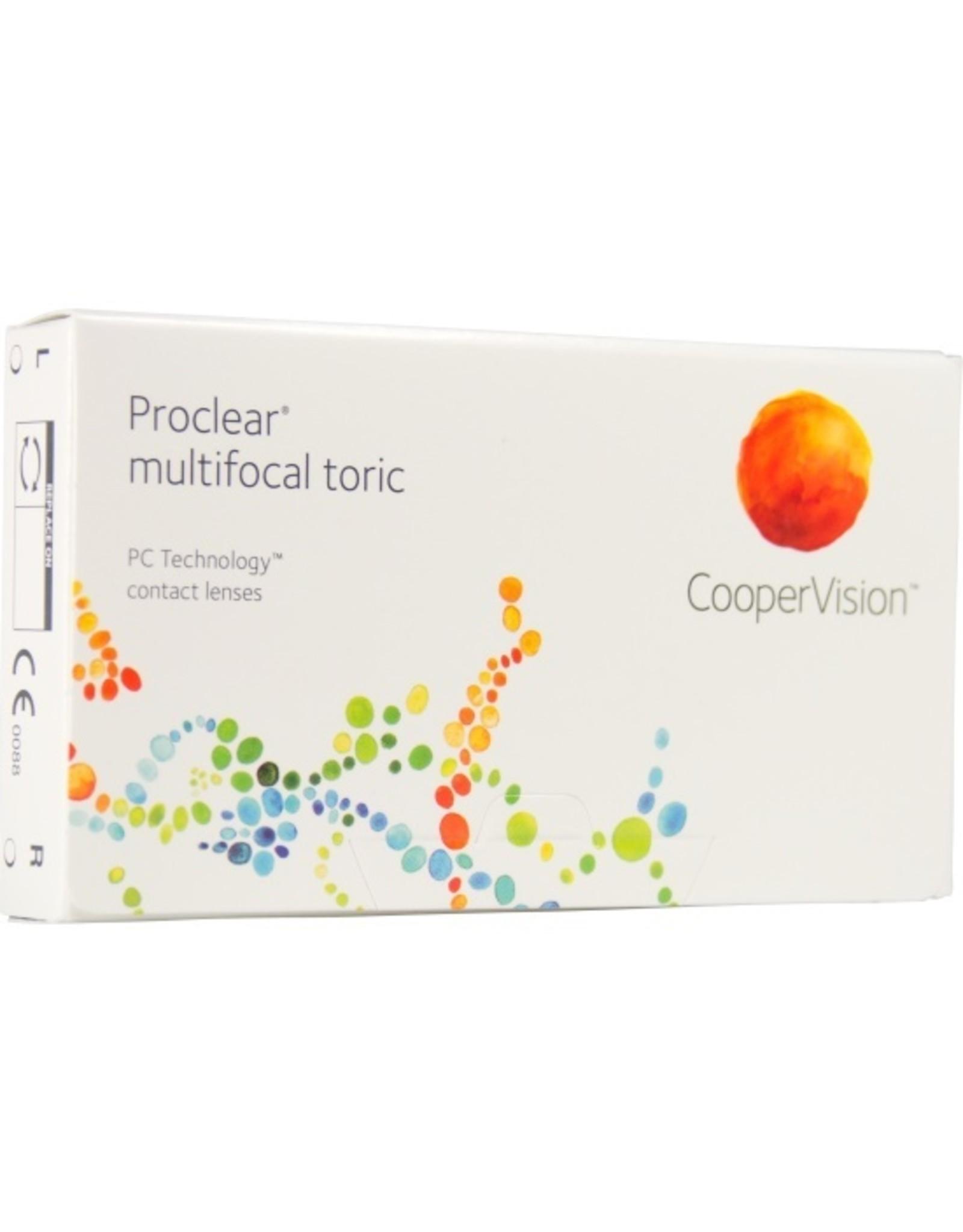 Proclear Multifocal Toric XR 6er Box