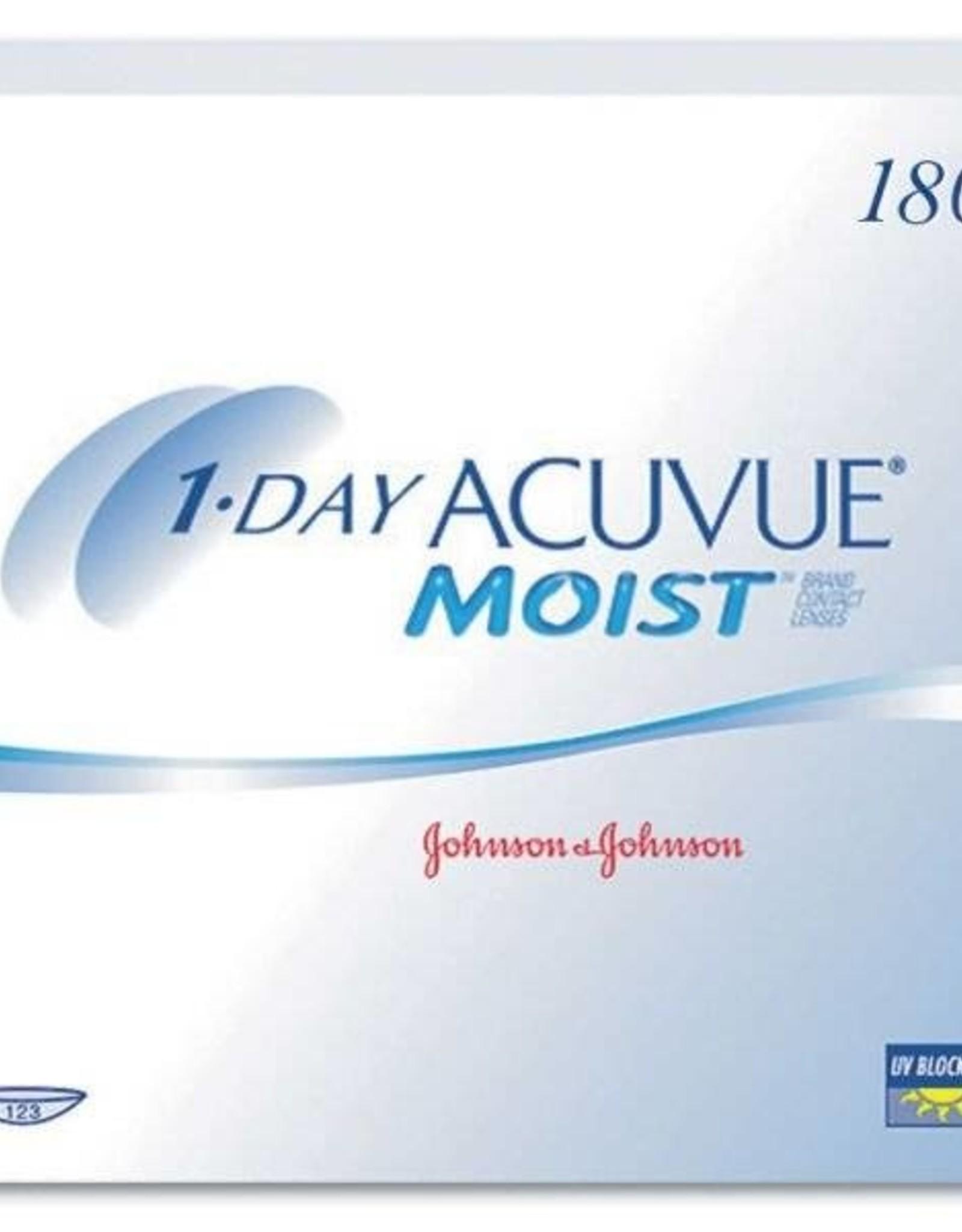 Acuvue 1-Day Moist 180er Box