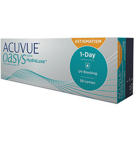 Acuvue 1-Day Oasys for Astigmatism 30er Box