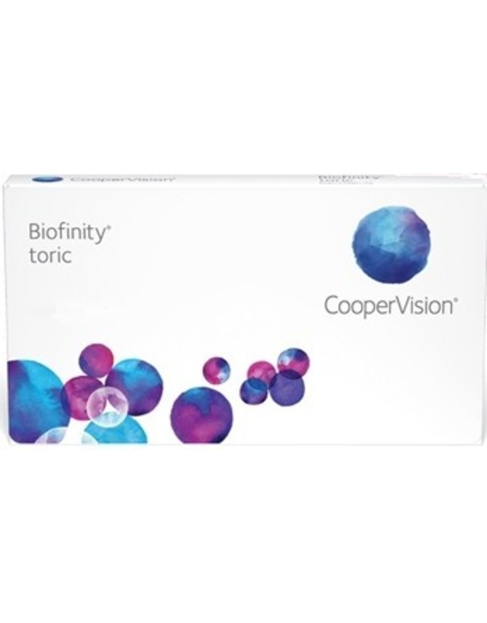 Biofinity Toric XR  6er Box