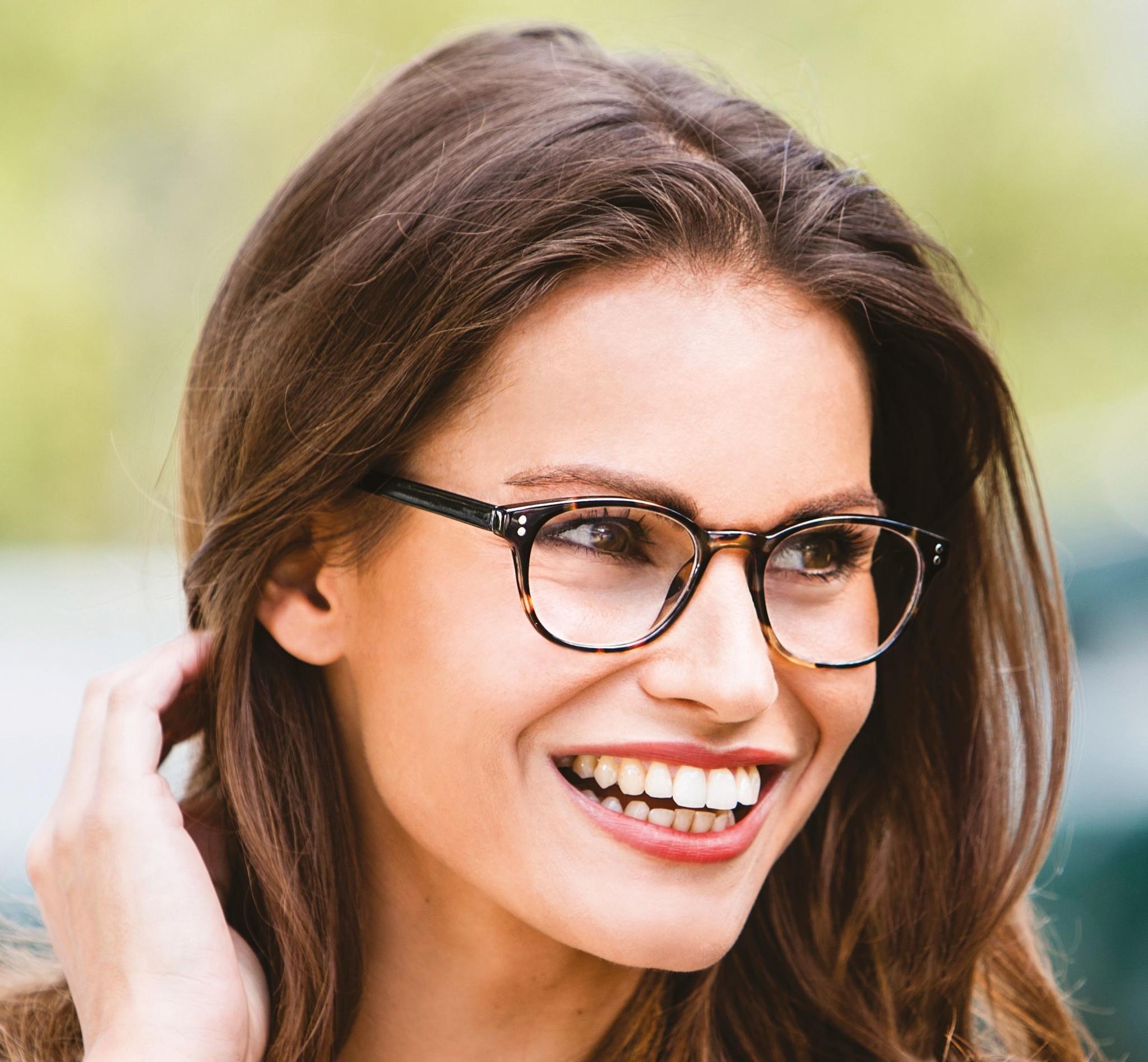 Brille Kontaktlinsen