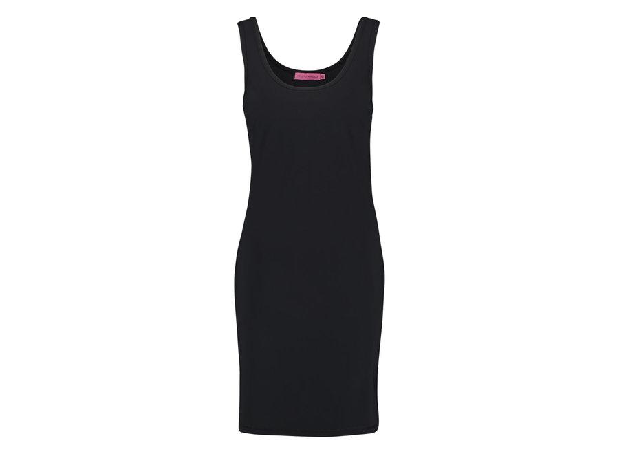 Race Dress in Zwart (399)