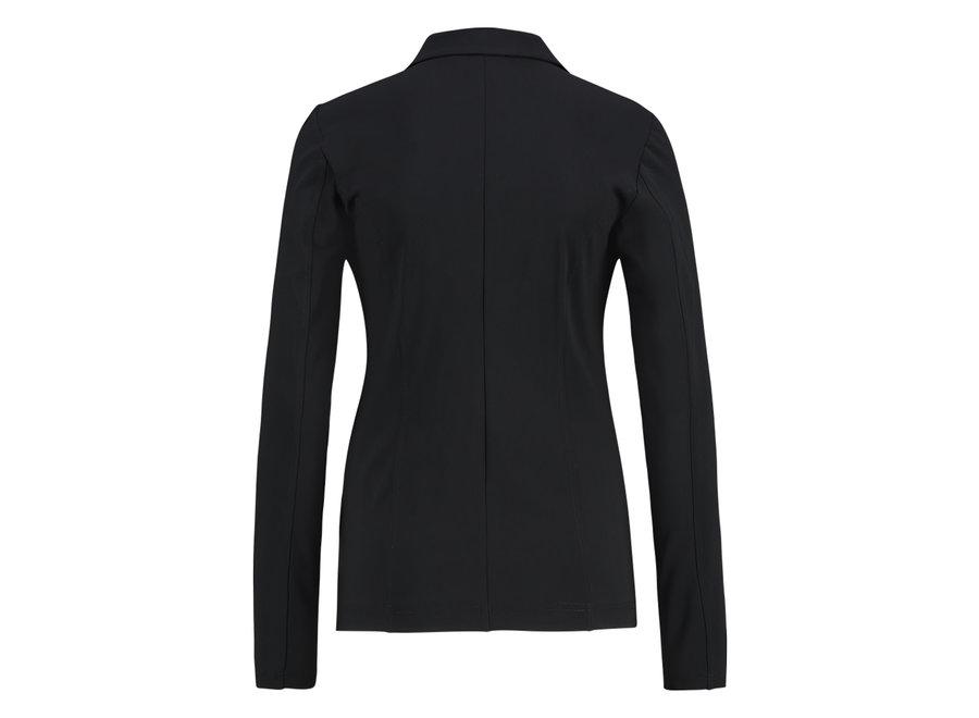 Clear Blazer in Black (266)