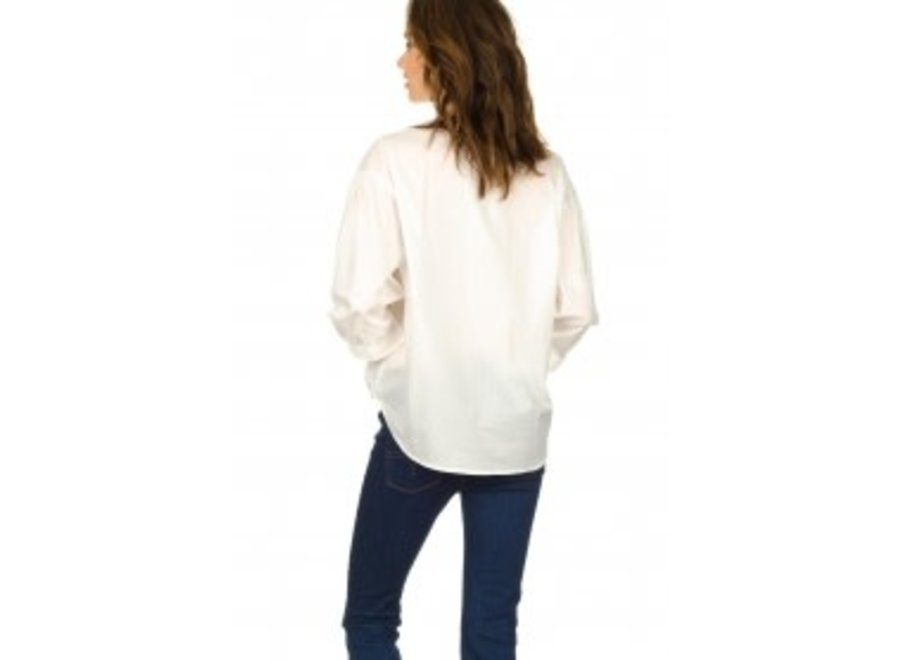 Capri Blouse in Off-White (31)