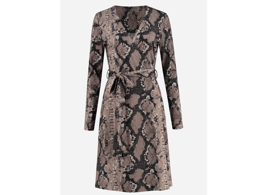 Elian Wrap Dress (181)