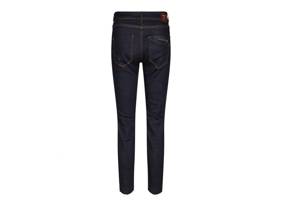 Summer Hybrid Jeans in Dark Blue Denim (455)