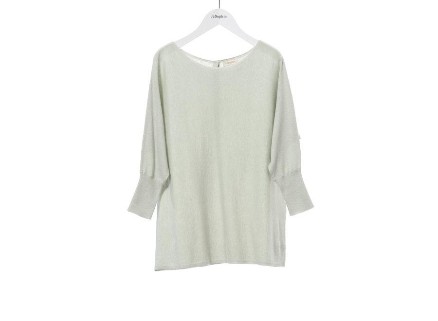 Cate Sweater in Caladon Green (316)