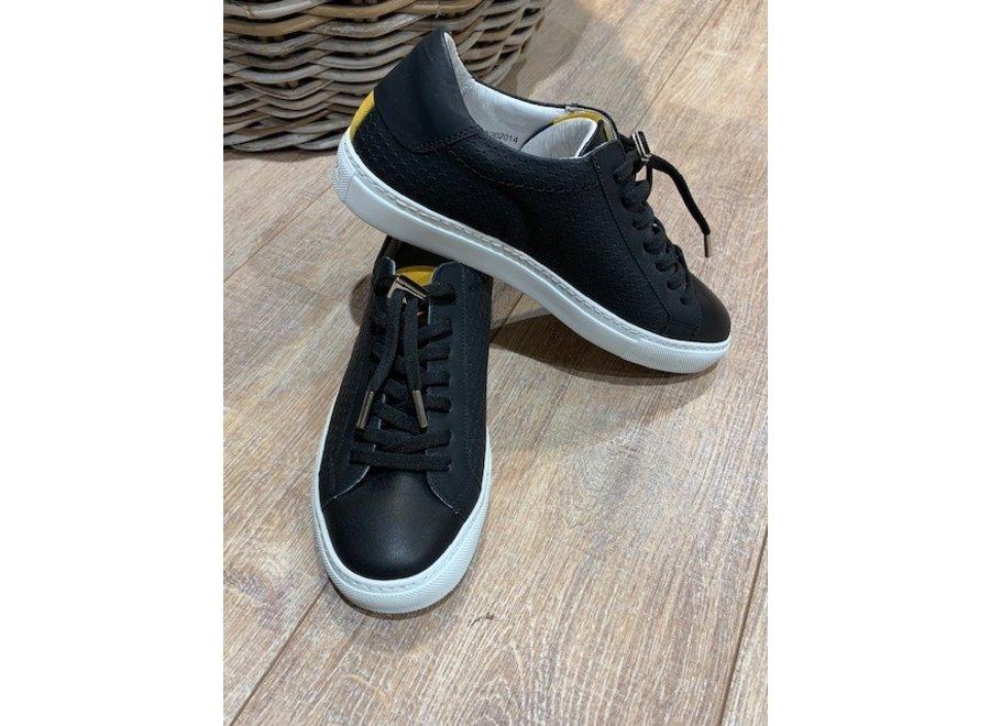 ViaVai 73 Sneaker Uma Nero