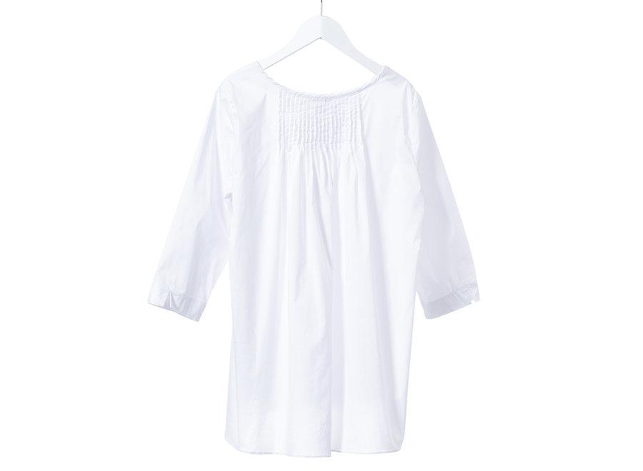 Alexis Blouse in White (109)