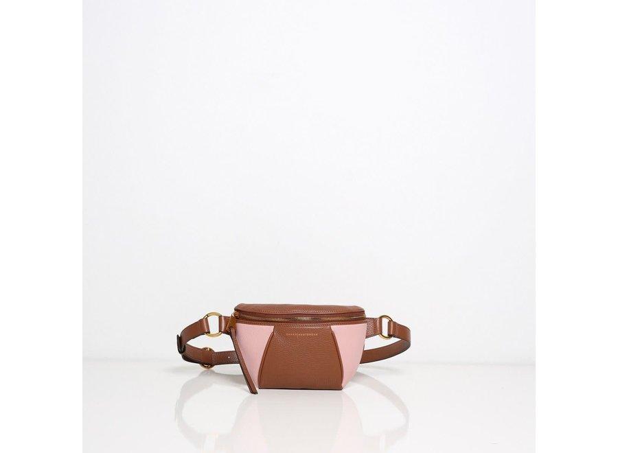 Evi Tas in Camel/Pink (365)