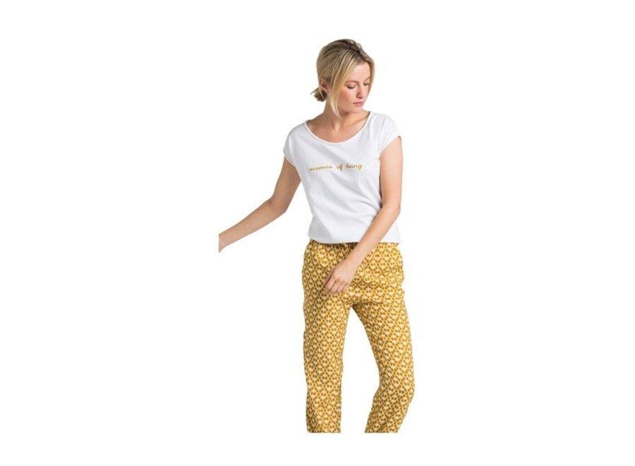 495 T-shirt Maddie Tee White