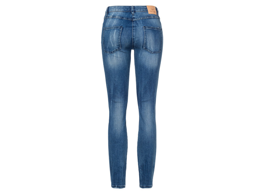 Marc Aurel 62 Jeans blue denim vaired (1204)