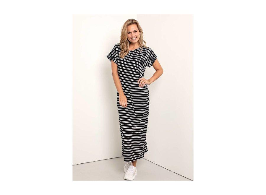 Estafania Stripe Dress (820)