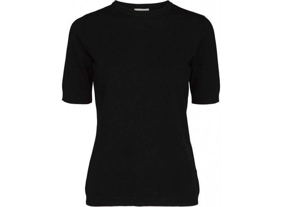 Pamela Knit in Black (222)