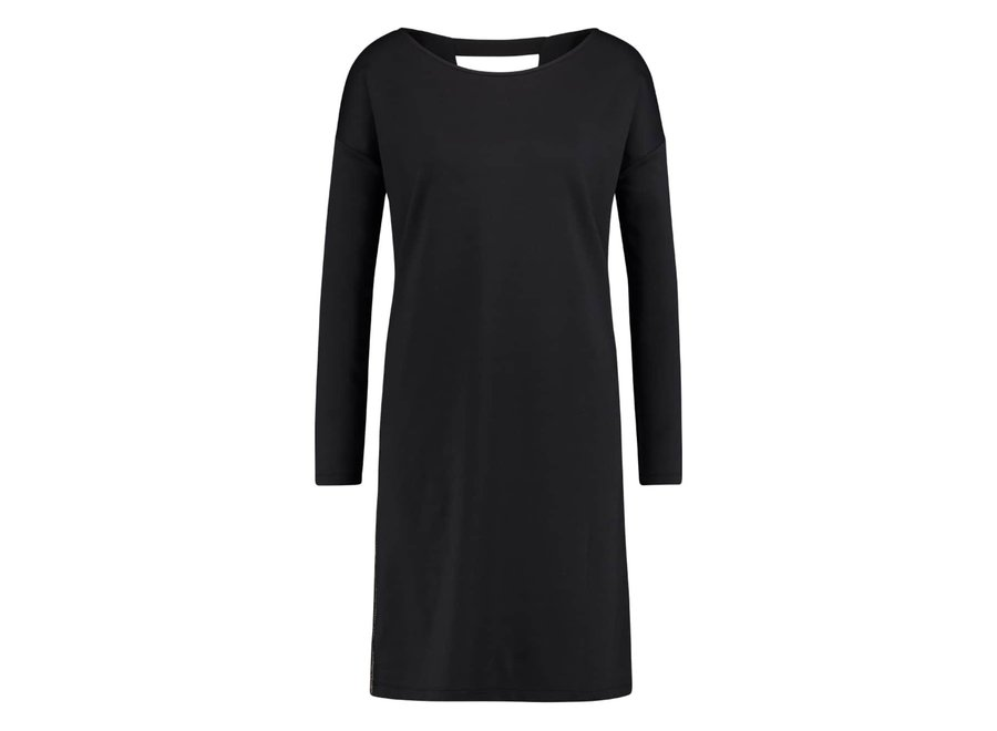 Jurk lris dress Zwart (969)