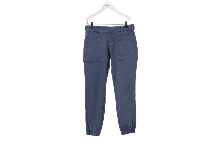 Broek Elvira trousers Blauw (1001)