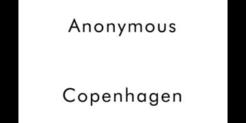 Anonymous Copenhagen