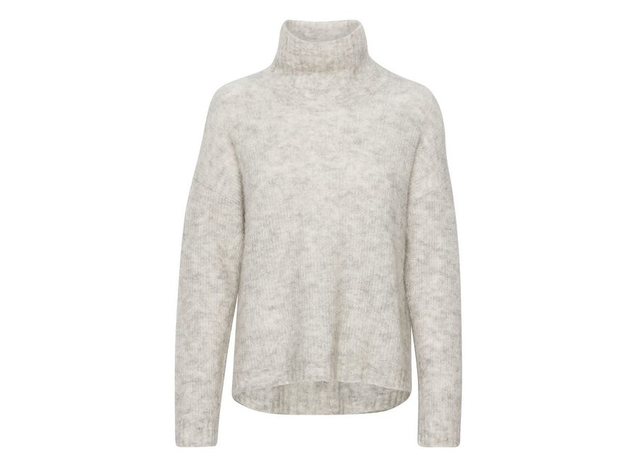 11 -  The Knit Rollneck